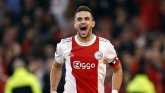 Ajax PSV Dusan Tadic