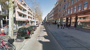 Vrouw (35) overleden na ongeluk in Amsterdam