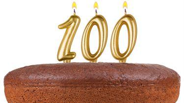 Nijkerkse 100-jarige krijgt 4500 verjaardagskaarten