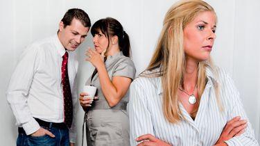Pesten op werk: Er werd geen koffie voor me gehaald
