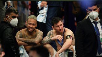 Droom die uitkomt: Messi in tranen na winnen Copa América met Argentinië