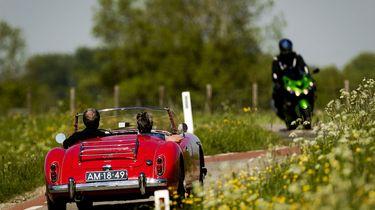 Verwacht de komende tijd nog meer zomerse lentedagen zoals dit. Foto: ANP