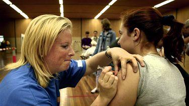 Inenting tegen meningokokken c