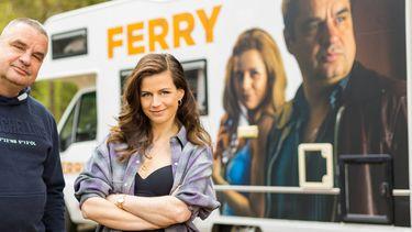 Frank Lammers en Elise Schaap - Ferry - Netflix