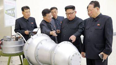 Noord-Korea raketproef