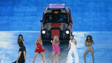 De Spice Girls in 2012. Foto: ANP