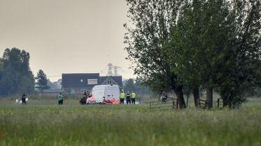 Omgekomen vliegers Stolwijk zijn 60 en 79 jaar