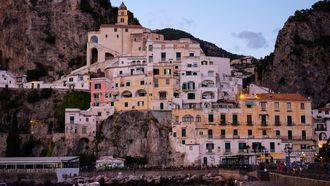 Huizen Amalfi Kust