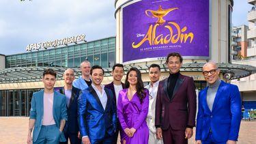 Cast Aladdin musical