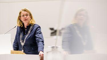 Burgemeester Krikke van Den Haag stapt op om vreugdevuren