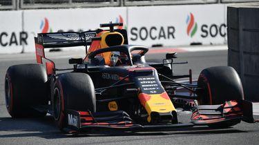 Weer vierde plek voor Max Verstappen