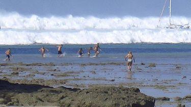 Herdenking: tsunami 15 jaar geleden