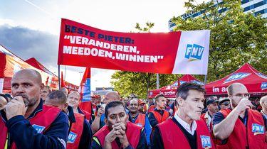 KLM'ers staken wederom
