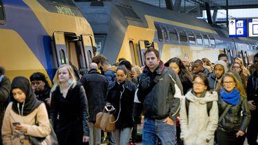 In 2030 als haring in een tonnetje in de trein