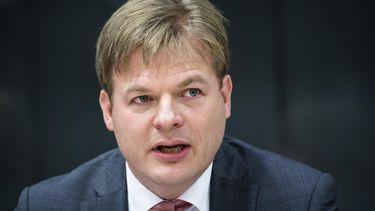 Kamerlid Pieter Omtzigt (CDA). Foto: ANP   Bart Maat