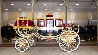 Gouden Koets koning Willem-Alexander