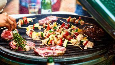 barbecue barbecueën