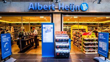 Een foto van een winkel van Albert Heijn