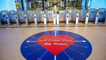 NS zet weer meer intercity's in, enkel voor noodzakelijke reizen