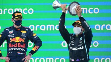 Max Verstappen Hamilton Formule 1
