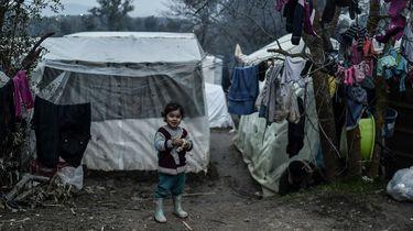 EU zoekt oplossing alleenstaande vluchtelingenkinderen