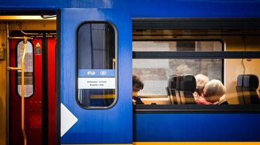 Politie deelt beelden van man die geslachtsdeel toont in trein