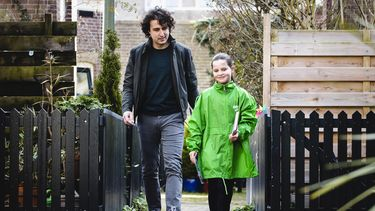 Een foto van Jesse Klaver die met GroenLinks meedoet aan de verkiezingen