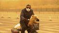zandstorm Peking