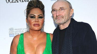 Phil Collins en ex