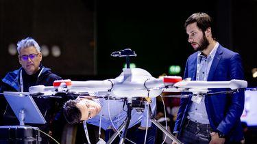 Drone-week in de RAI: revolutie hangt in de lucht