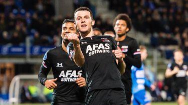 Mooie voetbalweek waarin AZ de jacht op Ajax opent