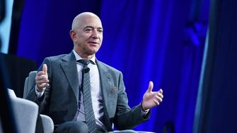 Rijkste Jeff Bezos