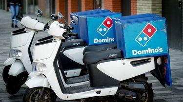 Domino's gaat pizza's contactloos bezorgen