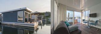 Privé-eilandje: genieten van bourgondisch Maastricht en de rust op het water. Bron: Vrbo via Holidu.