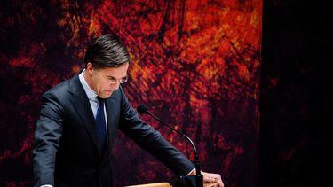 Mark Rutte, Nieuwsuur, #RutteMoetWeg