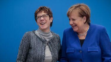 Rutte maakt in Berlijn kennis met opvolger Merkel
