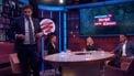 Martijn Koning roast Thierry Baudet bij Jinek