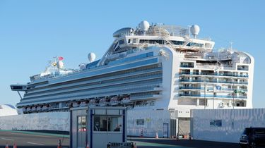 Brit zesde coronadode van cruiseschip Diamond Princess