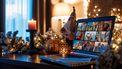kerst op kantoor: twee derde heeft weinig zin in digitale zoom-borrel
