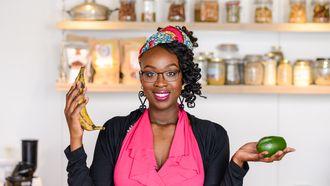Veel voedingsdeskundigen gaan volgens Vivian Acquah voorbij aan eetcultuur. Foto: Victoria Krechting
