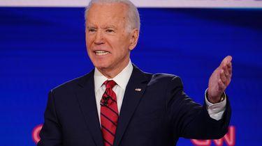 Biden wint voorverkiezing in zwaarst getroffen staat Washington
