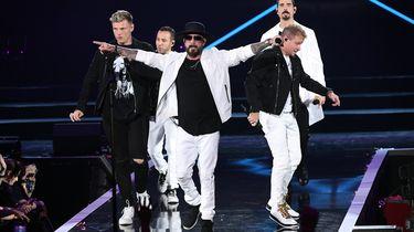 Backstreet Boys zingen 'samen' I Want It That Way