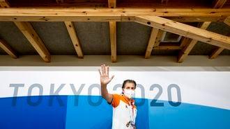 Olympische Spelen Tokio TeamNL openingsceremonie