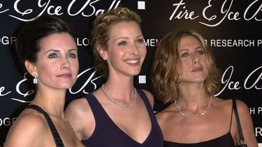 Waarom Courtney Cox alle afleveringen van Friends terugkeek