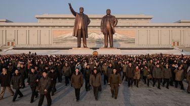 Noord-Koreanen krijgen helft minder te eten