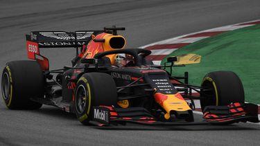 Verstappen als vierde van start in Grand Prix Spanje