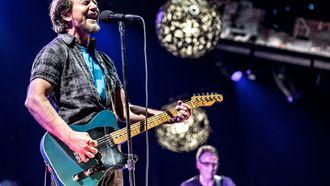 Pearl Jam in Ziggo Dome voelt als warm bad