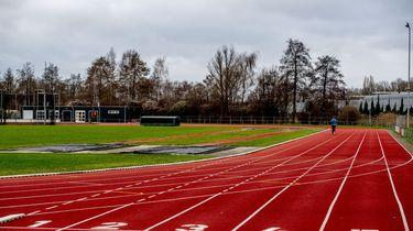 De atletiekclub waar Jerry M. werkzaam was. Foto: ANP