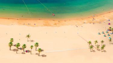 Vakantie naar Canarische Eilanden valt in het water