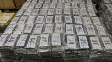 Duitse douane doet recordvangst cocaïne